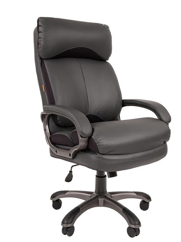 Компьютерное кресло Chairman 505 Экопремиум Grey 7051147