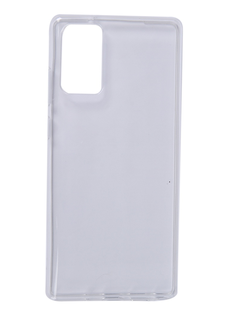Чехол Zibelino для Samsung Note 20 (N980) Ultra Thin Case Transparent ZUTC-SAM-NOT20-WH