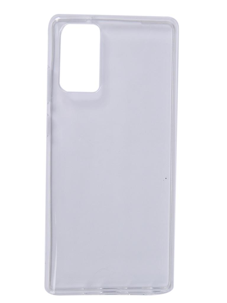Чехол Zibelino для Samsung Note 20 (N980) Ultra Thin Case Transparent ZUTC-SAM-NOT20-WH