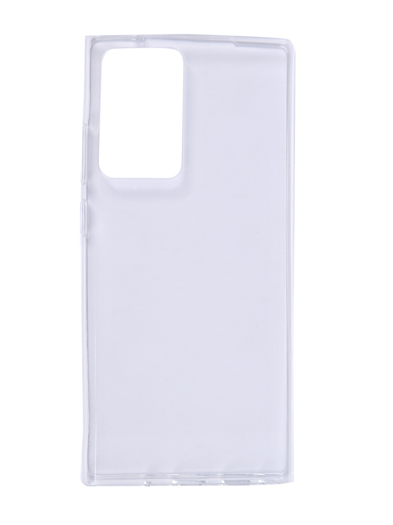 Чехол Zibelino для Samsung Note 20 Ultra (N985) Thin Case Transparent ZUTC-SAM-NOT20-UL-WH