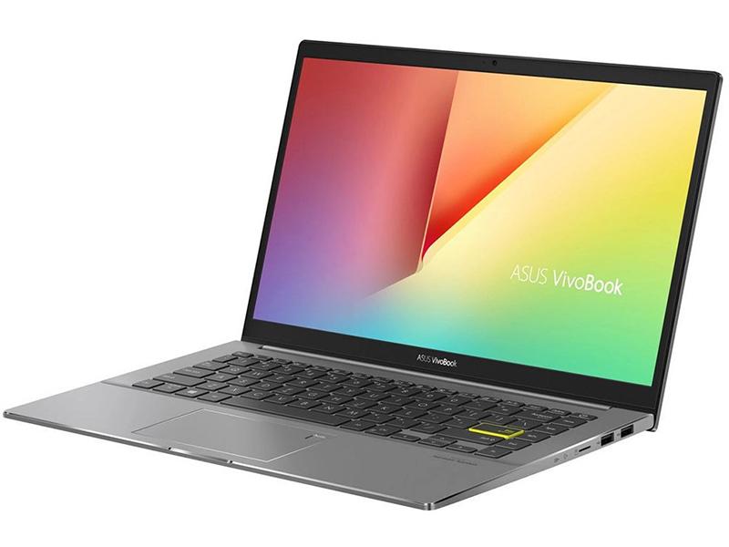 Ноутбук ASUS VivoBook M433IA-EB400T 90NB0QR4-M06050 (AMD Ryzen 3 4300U 2.7 GHz/8192Mb/256Gb SSD/AMD Radeon Graphics/Wi-Fi/Bluetooth/Cam/14.0/1920x1080/Windows 10 Home 64-bit)