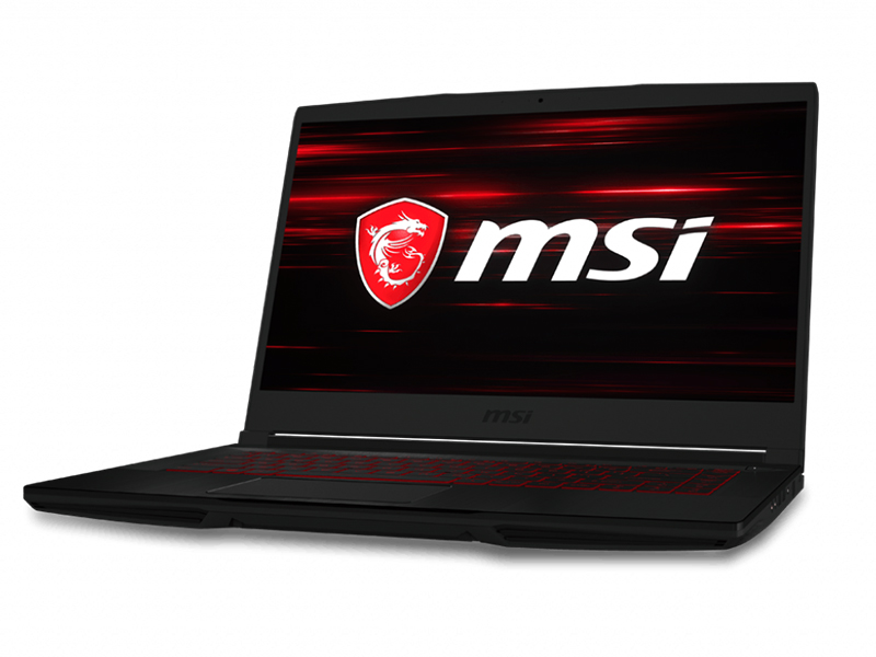 Ноутбук MSI GF63 Thin 9SCXR-818RU 9S7-16R412-818 (Intel Core i5-9300H 2.4 GHz/8192Mb/1000Gb + 256Gb SSD/nVidia GeForce GTX 1650 4096Mb/Wi-Fi/Bluetooth/Cam/15.6/1920x1080/Windows 10 Home 64-bit)
