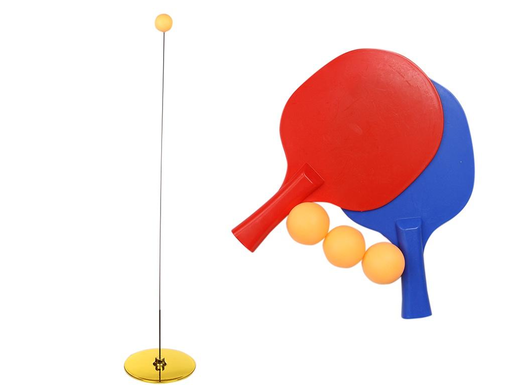 КруВер Игровой тренажер Пинг-Понг Gold ПП-03