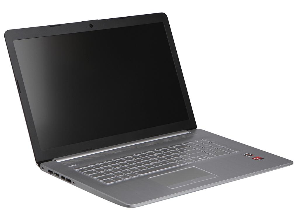 Ноутбук HP 17-ca2036ur 22V23EA (AMD Ryzen 3 3250U 2.6 GHz/8192Mb/512Gb SSD/AMD Radeon Graphics/Wi-Fi/Bluetooth/Cam/17.3/1600x900/DOS)