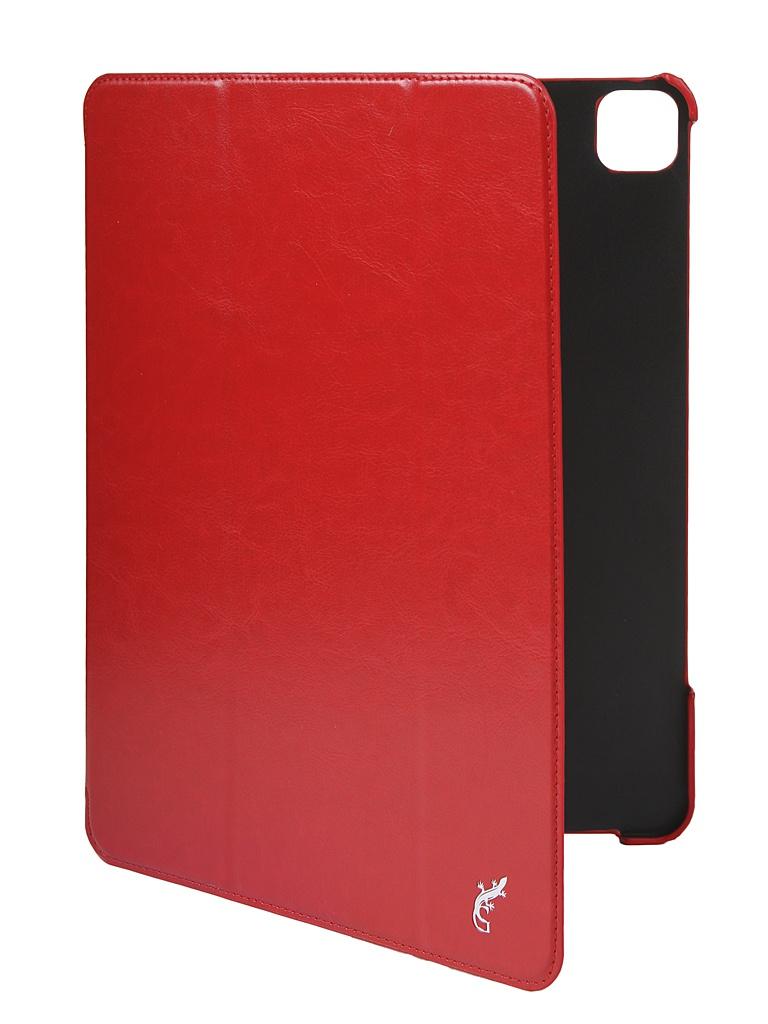 Чехол G-Case для APPLE iPad Pro 12.9 (2020) Slim Premium Red GG-1280