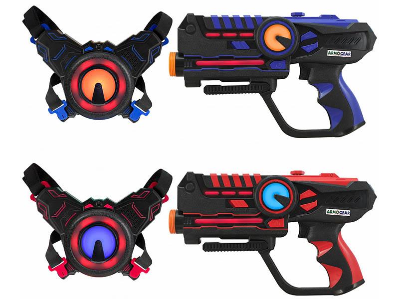 Игровой набор ArmoGear Laser Battle 2 Player Pack ARMOG2_RB