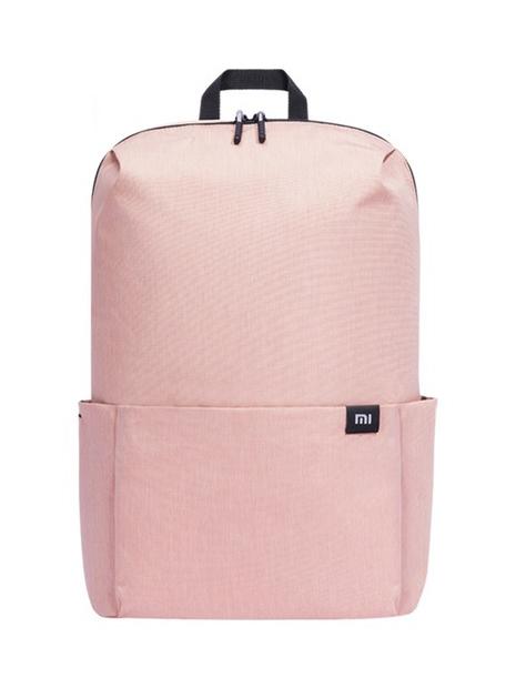 Рюкзак Xiaomi Mi Colorful Mini Backpack 15L Light Red XMXBBQHS15L рюкзак xiaomi mi chest bag light grey