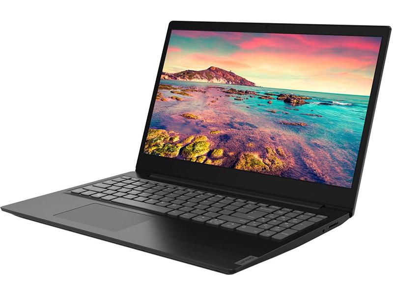 Ноутбук Lenovo IdeaPad S145-15IKB 81VD00DFRU (Core i3 8130U 2.2GHz/8192Mb/512Gb SSD/nVidia GeForce MX110 2048Mb/Wi-Fi/Bluetooth/Cam/15.6/1366x768/Windows 10 Home 64-bit)