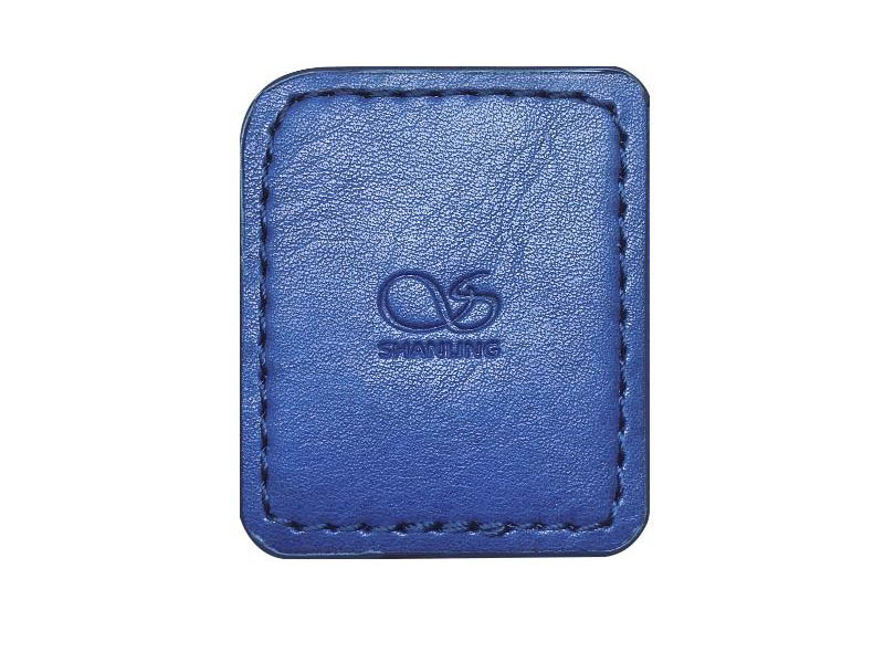 Чехол Shanling для M0 Leather Case Blue