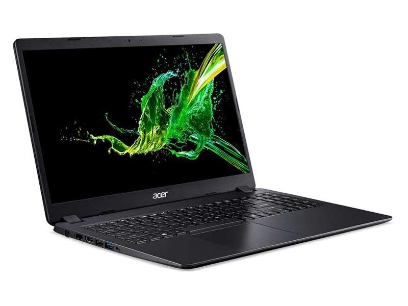 Ноутбук Acer Aspire 3 A315-56-501Q NX.HS5ER.00E (Intel Core i5-1035G1 1.0 GHz/4096Mb/128Gb SSD/Intel UHD Graphics/Wi-Fi/Bluetooth/Cam/15.6/1920x1080/Only boot up)