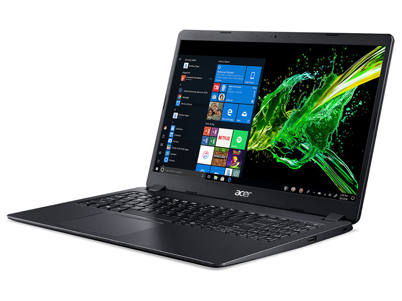 Ноутбук Acer Aspire 3 A315-42-R5L9 NX.HF9ER.03K (AMD Ryzen 7 3700U 2.3 GHz/8192Mb/512Gb SSD/AMD Radeon RX Vega 10/Wi-Fi/Bluetooth/Cam/15.6/1920x1080/Windows 10 Home 64-bit) ноутбук huawei matebook 14 nbl wap9r amd ryzen 7 3700u 2 3ghz 8192mb 512gb amd radeon rx vega 10 wi fi 14 1920x1080 windows 10 64 bit