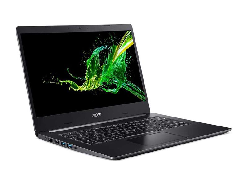 Ноутбук Acer Aspire 5 A515-55-585U NX.HSHER.004 (Intel Core i5-1035G1 1.0 GHz/8192Mb/512Gb SSD/Intel UHD Graphics/Wi-Fi/Bluetooth/Cam/15.6/1920x1080/Only boot up)