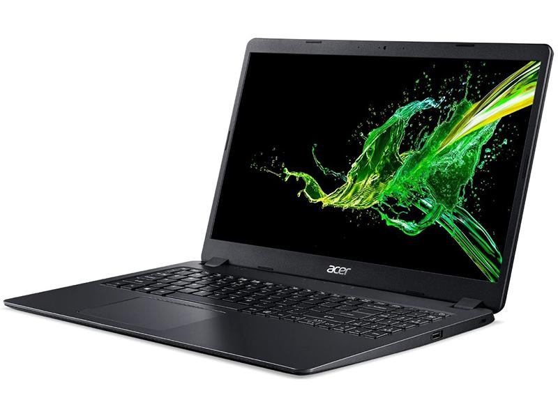Ноутбук Acer Aspire 3 A315-56-53KM NX.HS5ER.014 (Intel Core i5-1035G1 1.0 GHz/12288Mb/512Gb SSD/Intel UHD Graphics/Wi-Fi/Bluetooth/Cam/15.6/1920x1080/Windows 10 Home 64-bit)