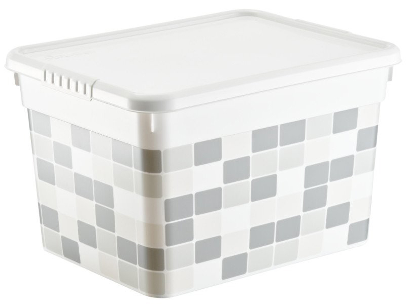 Ящик FunBox Deco 5L FB3030 Плитка