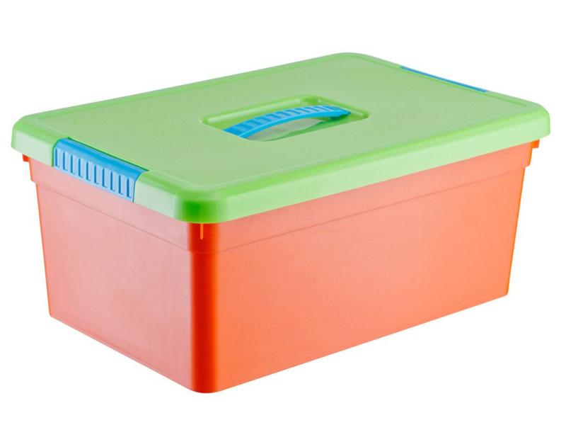 Ящик с ручкой FunBox Kids Box 10L FB5050
