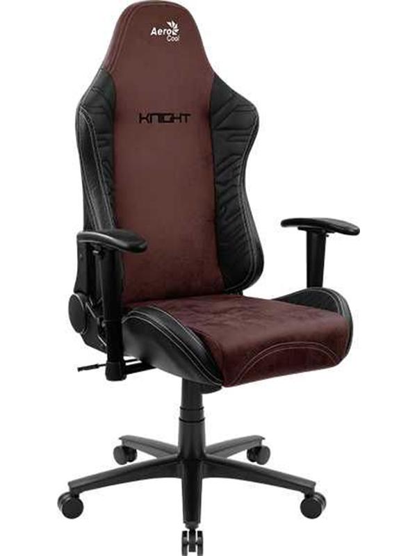 Компьютерное кресло AeroCool Knight Burgundy Red Выгодный набор + серт. 200Р!!!