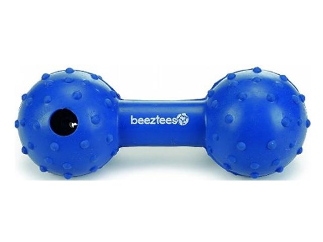 Игрушка для собак Beeztees Гантель с колокольчиком 11.5cm 625933 / 41381.