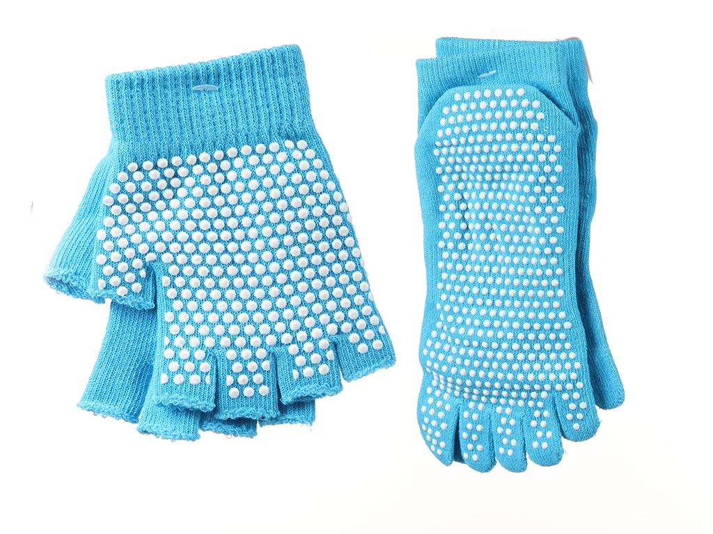 Носки и перчатки для занятий йогой Bradex SF 0696