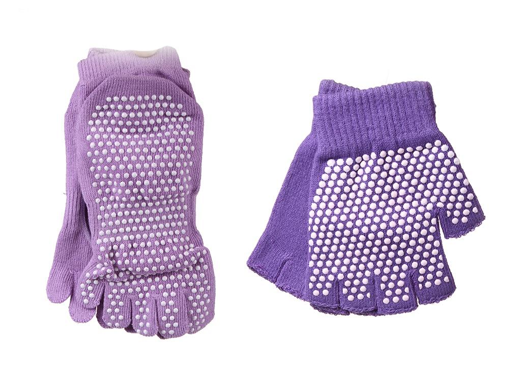 Носки и перчатки для занятий йогой Bradex SF 0697