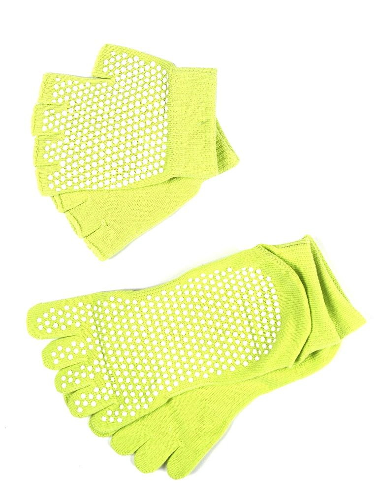 Носки и перчатки для занятий йогой Bradex SF 0702