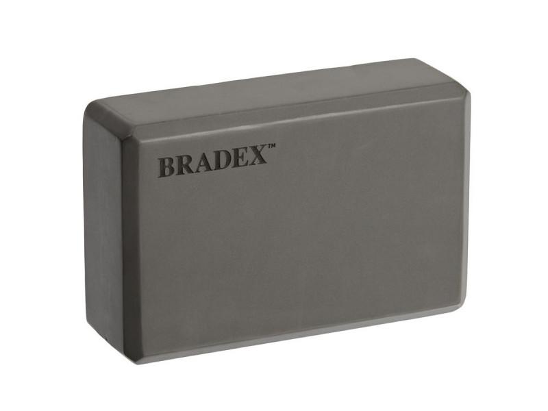 Блок для йоги Bradex Grey SF 0407