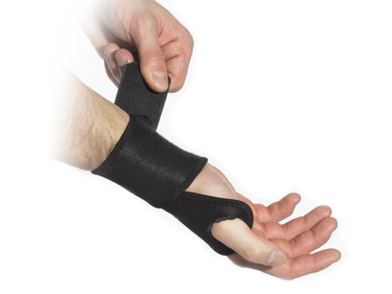 Ортопедическое изделие Суппорт запястья Bradex Регулируемый универсальный SF 0252