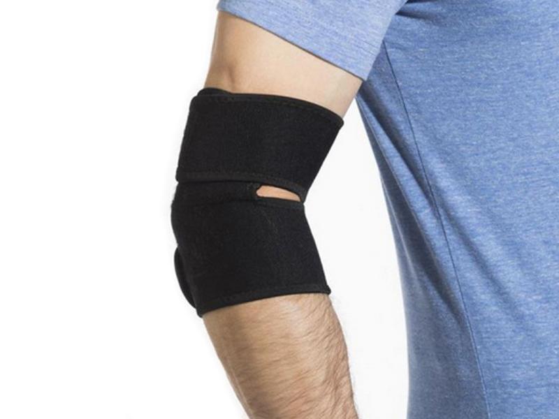 Ортопедическое изделие Суппорт локтя Bradex Регулируемый универсальный SF 0253