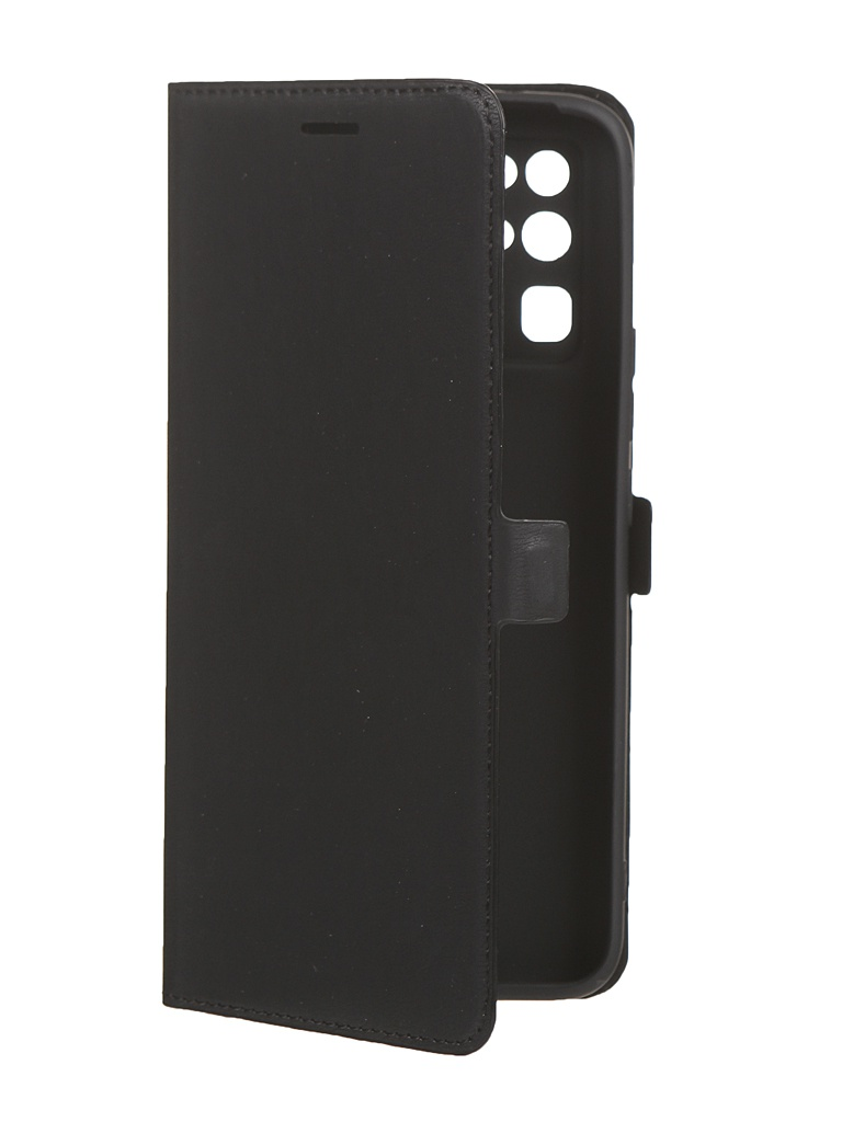 Чехол Krutoff для Honor 30 Black 10495
