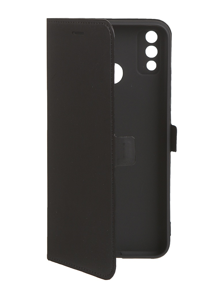 Чехол Krutoff для Honor 9X Lite Black 10497
