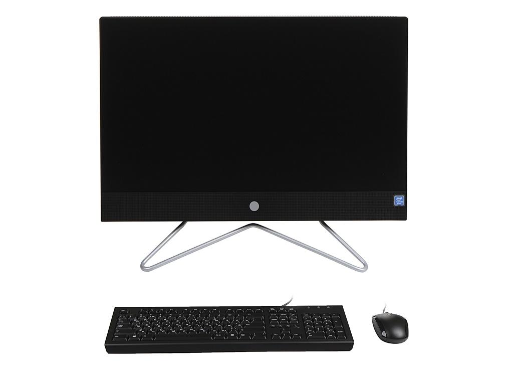 Моноблок HP 22-df0031ur/s 1G1B3EA (Intel Pentium J5040 2.0 GHz/4096Mb/256Gb SSD/Intel UHD Graphics/Wi-Fi/Bluetooth/Cam/21.5/1920x1080/DOS)