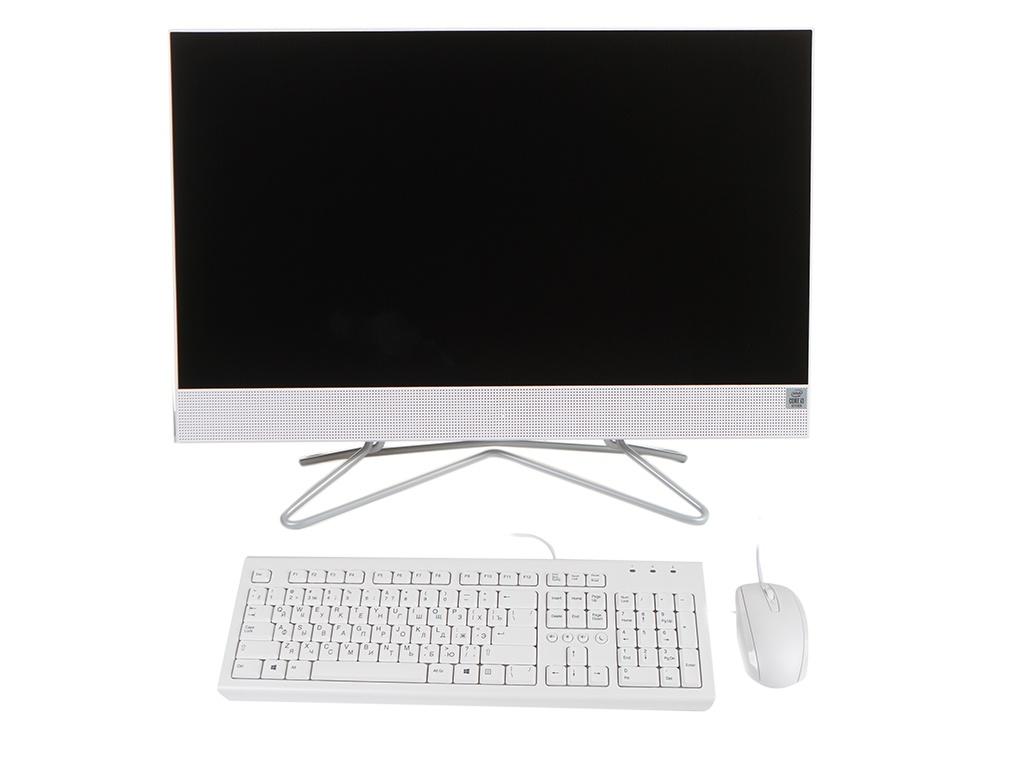 Моноблок HP 24-df0079ur 25X27EA (Intel Core i3-1005G1 1.2 GHz/8192Mb/512Gb SSD/Intel UHD Graphics/Wi-Fi/Bluetooth/Cam/23.8/1920x1080/DOS) ноутбук hp pavilion 14 ce2001ur intel core i3 8145u 2100 mhz 14 1920x1080 4gb 128gb ssd no dvd intel uhd graphics 620 wi fi bluetooth windows 10