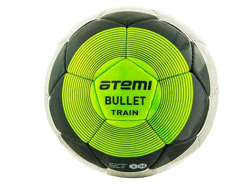 Мяч Atemi Bullet PU №5