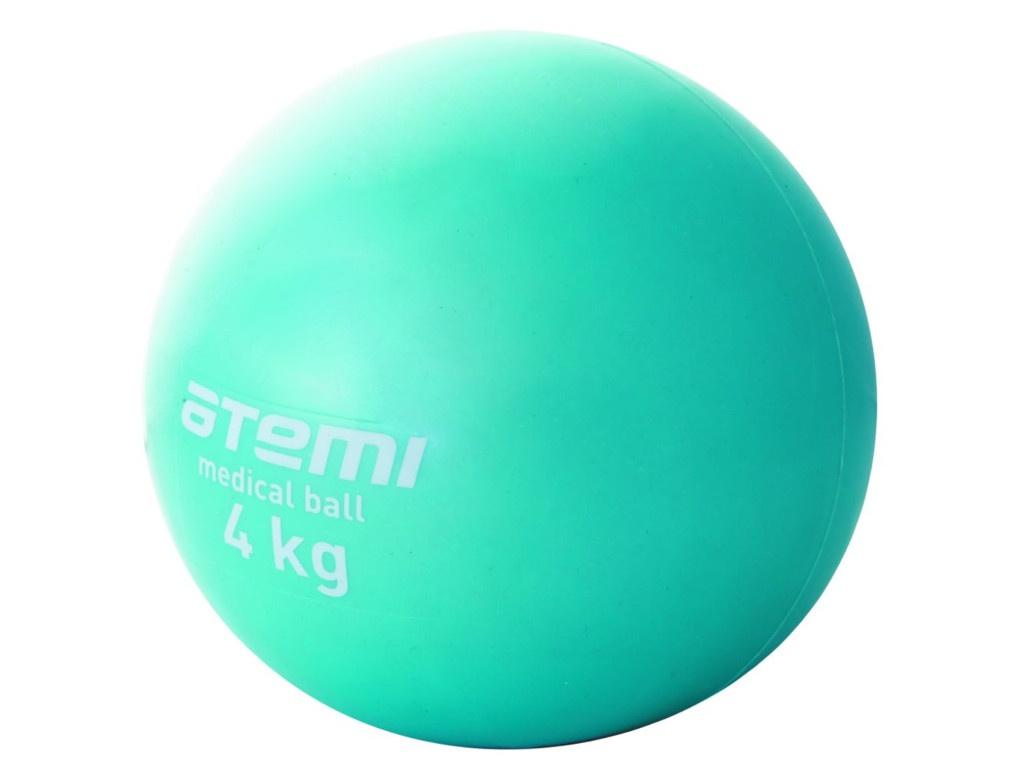 Медбол Atemi ATB04 4kg