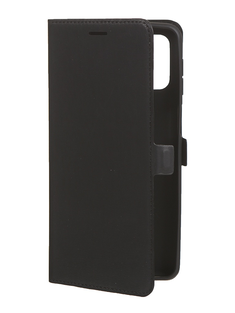 Чехол Krutoff для Samsung Galaxy M31S (M317) Black 10500