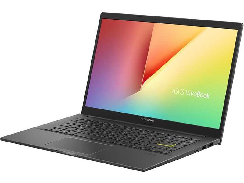 Ноутбук ASUS VivoBook K413FA-EB407 90NB0Q0F-M09630 (Intel Core i3 10110U 2.1GHz/8192Mb/512Gb SSD/Intel HD Graphics 620/Wi-Fi/Bluetooth/Cam/14/1920x1080/No OC)