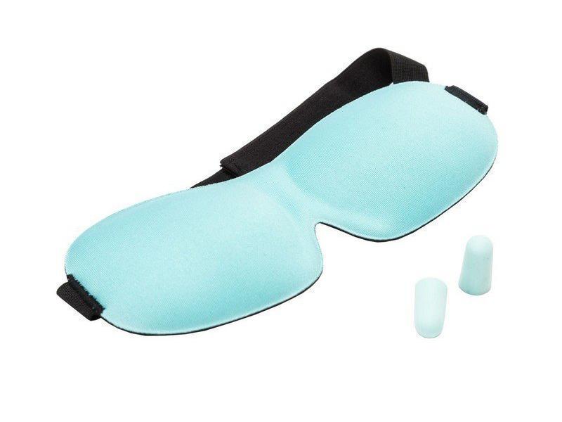 3D маска и беруши Bradex Сладкие сны Turquoise KZ 0460