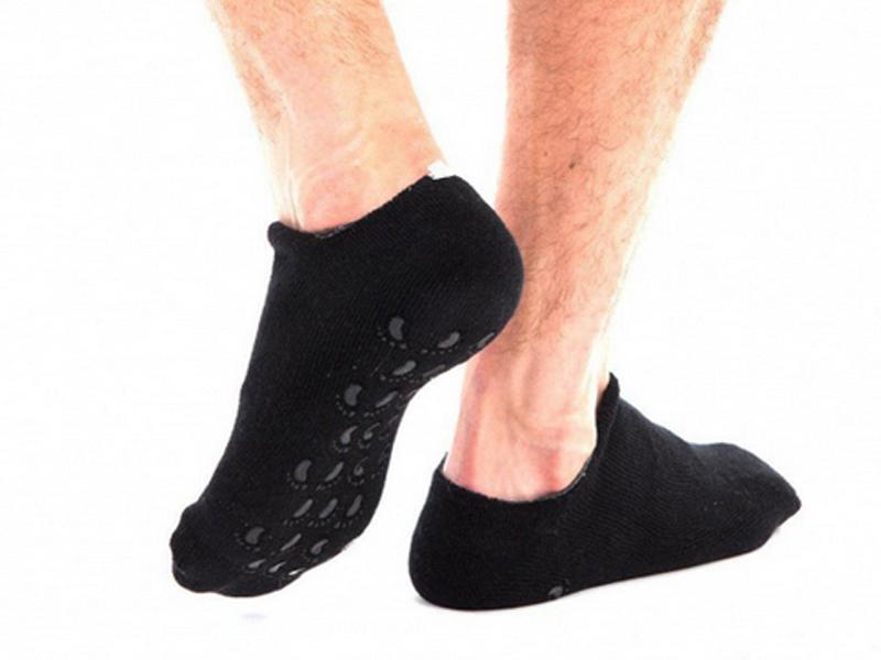 Носки с силиконовой подкладкой Bradex мужские 25cm KZ 0254