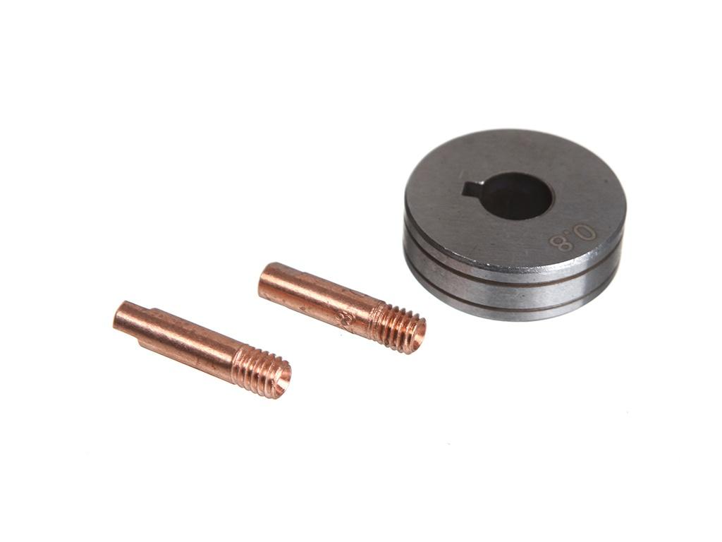 Ролик с наконечником Ресанта 0.6mm - 0.8mm 71/6/40