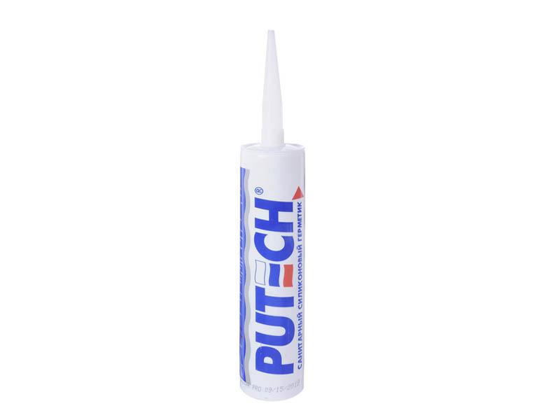 Герметик Putech 280мл White 634-029