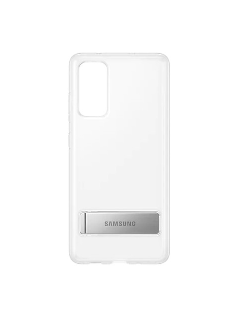 Чехол для Samsung Galaxy S20 FE Clear Standing Cover Transparent EF-JG780CTEGRU