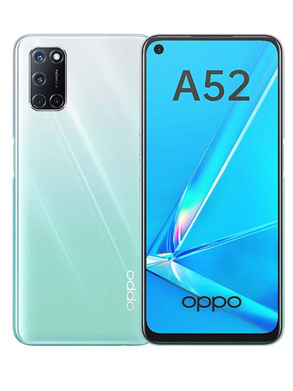 Сотовый телефон Oppo A52 4/64Gb White Выгодный набор + серт. 200Р!!!