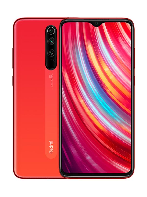 Сотовый телефон Xiaomi Redmi Note 8 Pro 6/64Gb Coral Orange Выгодный набор + серт. 200Р!!!