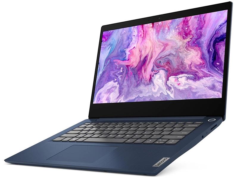 Ноутбук Lenovo IdeaPad 3 15ARE05 81W40072RU (AMD Ryzen 4300U 2.7 GHz/8192Mb/512Gb SSD/AMD Radeon Graphics/Wi-Fi/Bluetooth/Cam/15.6/1920x1080/Windows 10 Home 64-bit)