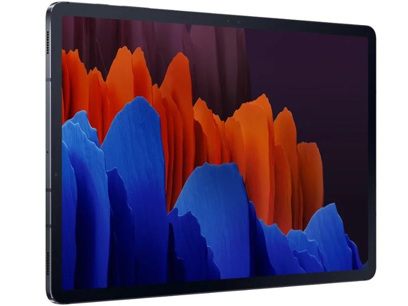 Планшет Samsung Galaxy Tab S7+ LTE 12.4 SM-T975 - 128Gb Black Выгодный набор + серт. 200Р!!!