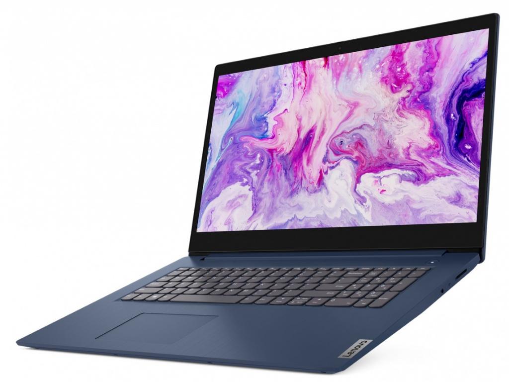 Ноутбук Lenovo IdeaPad 3 17IML05 81WC000JRU Выгодный набор + серт. 200Р!!!(Intel Core i3-10110U 2.1GHz/4096Mb/1000Gb + 128Gb SSD/Intel HD Graphics/Wi-Fi/17.3/1600x900/Windows 10 64-bit) ноутбук lenovo ideapad 3 15 81we009cru intel core i3 1005g1 1 2ghz 4096mb 1000gb 128gb ssd intel hd graphics wi fi bluetooth cam 15 6 1920x1080 windows 10 64 bit
