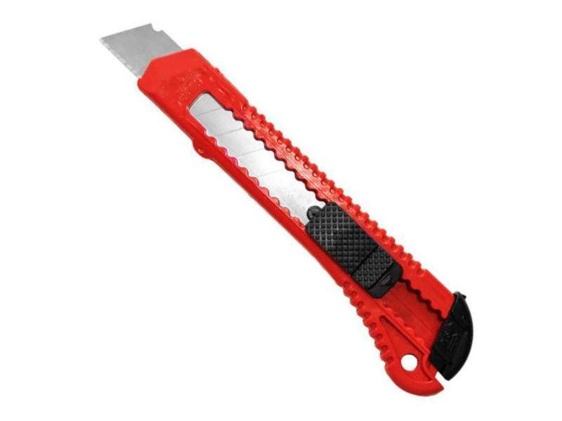 Нож канцелярский Attache 18mm 384107