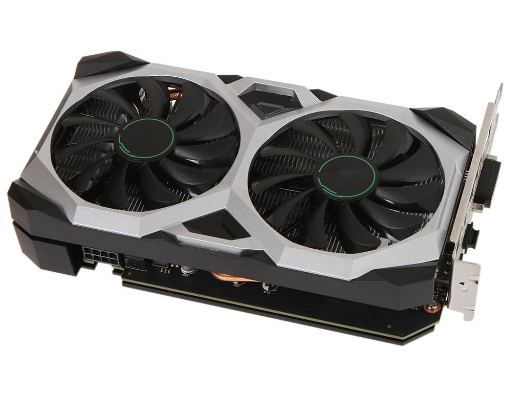 Видеокарта MSI GeForce RTX 2060 1680Mhz PCI-E 3.0 6144Mb 14000Mhz 192 bit DP HDMI DVI Ventus XS 6G V1