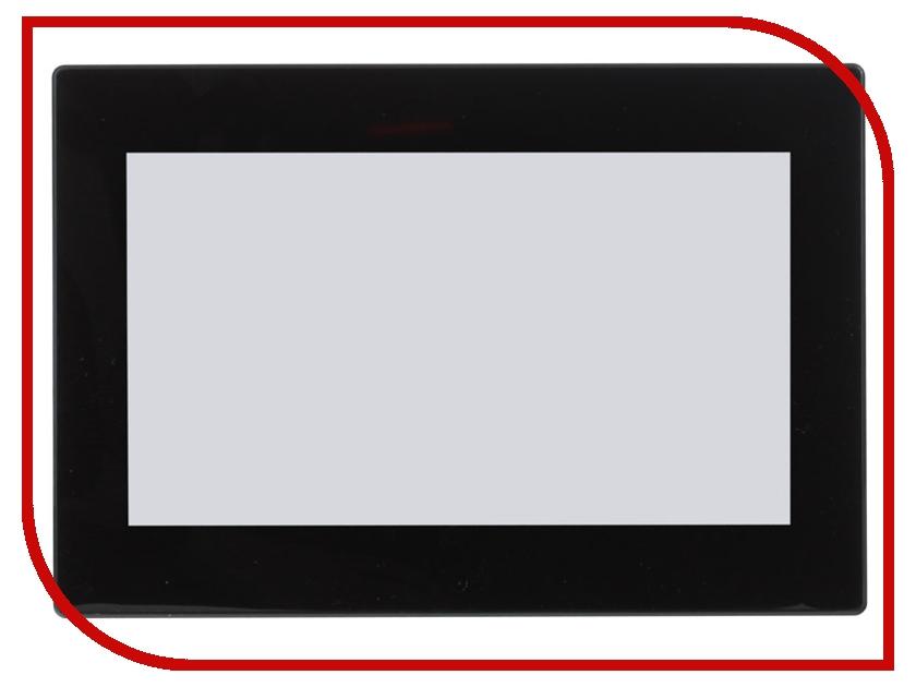 Цифровая фоторамка Espada E-10W - 2Gb Black ritmix rdf 808w black brown цифровая фоторамка