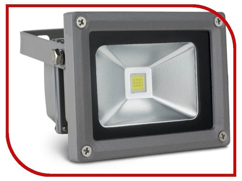 Лампа X-flash Floodlight XF-FL-50W-4K белый свет 43323