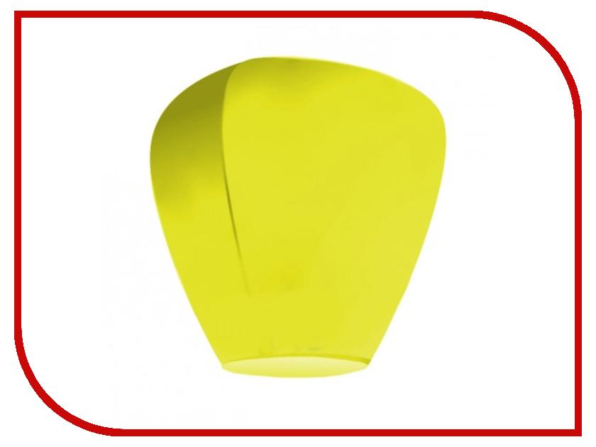 Небесный фонарик желаний Nebofon Малый Бриллиант Yellow